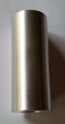 Aluminum Muzzle Break / Barrel Extension 2.5 Inch Blank 1 / 2 - 28  **USA Made**