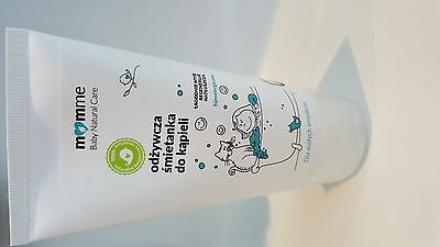 Brand new&sealed MOMME BABY NATURAL CARE CREAM BATH 150 ML