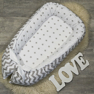 Baby Nest with Removable Cover for newborn co sleeper, babynest, cot, baby pod