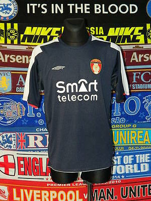 5/5 St. Patrick's Athletic adults L 2007 MINT away football shirt jersey trikot
