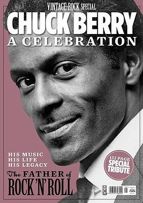 Chuck Berry - A Celebration...vintage Rock Special Magazine...new