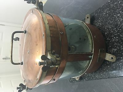 Antique Ships Masthead Lantern AP.8023 Circa mid- to late 1940's