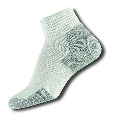 Thorlos Moderate Cushion Mini Crew Unisex Sock Large