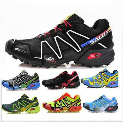 Men's Speedcross Athletic Running Sports Outdoor Hiking Shoes Sneakers New