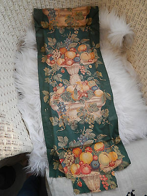 Antique Early Nineteenth Century Piece of Chintz  Attic Find