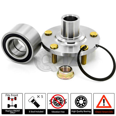 2002-2003 Toyota Solara 2.4 Front Wheel Hub Bearing Stud Replacement Assembly