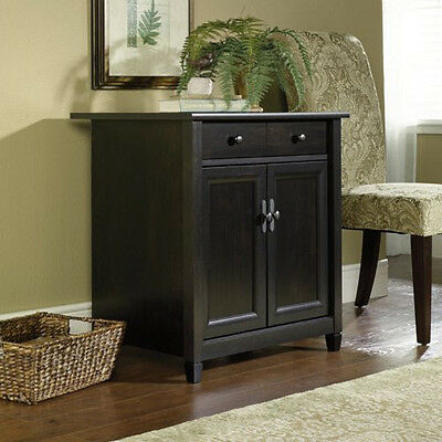 Utility Cart Free Standing Cabinet Computer Desk Furniture TV Stand Home Office