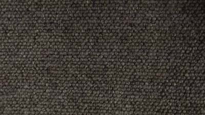 New Carramar 4 metre wide 100 Percent Wool Level Loop Pile Ash Carpet PLM