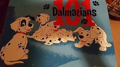 Collectible lunch box -101 Dalmatians