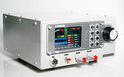 RTC03 HF Transceiver Controller with Si5351 Freq Synthesizer VFO/BFO + Enclosure