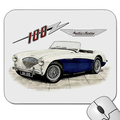 Austin  Healey  100   Roadster       Mouse Pad