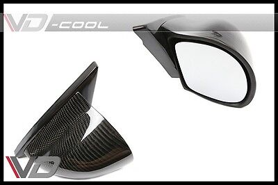 CARBON FIBER SIDE MIRROR SET for MITSUBISHI LANCER EVOLUTION EVO 4-6