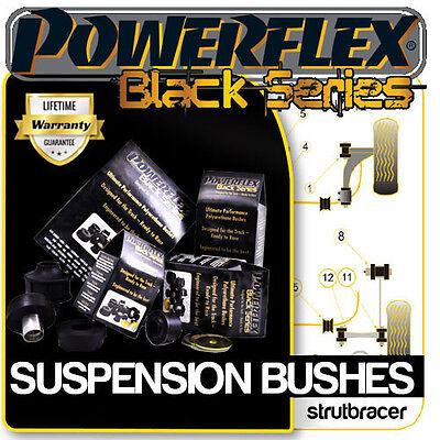 Porsche 924 and S (all years) ALL POWERFLEX BLACK SERIES MOTORSPORT RACE BUSHES
