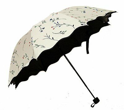 EPUSCompact Windproof Travel Umbrella-UV Protection ,Lightweight,Slip-Proof Ha