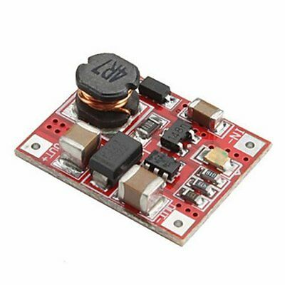 DC-DC Step Up Boost Module 3V To 5V/1A Input 1-5V Output 5.1-5.2V Arduino