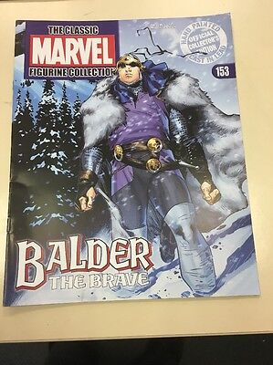 The Classic Marvel Figurine Collection 153 Balder