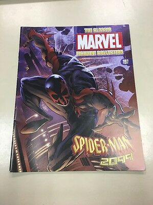 The Classic Marvel Figurine Collection 197 Spider-Man 2099