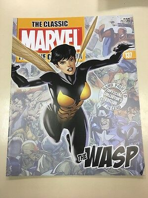 The Classic Marvel Figurine Collection 137 The Wasp