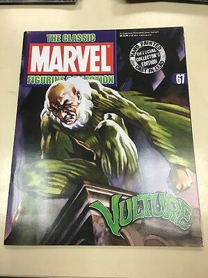 The Classic Marvel Figurine Collection 67 Vulture