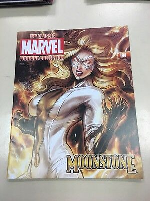 The Classic Marvel Figurine Collection 194 Moonstone