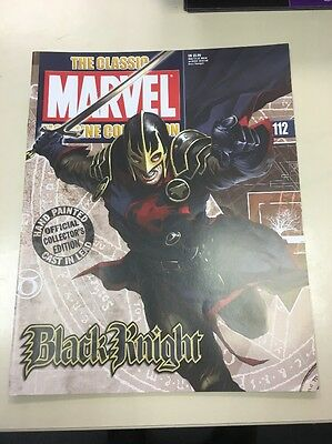 The Classic Marvel Figurine Collection 112 Black Knight