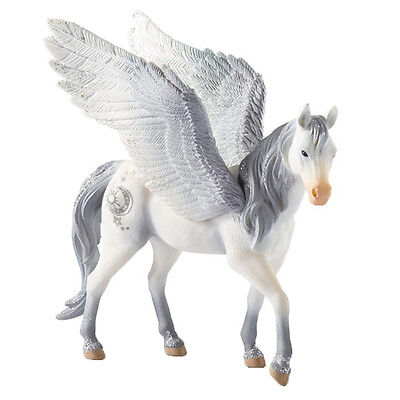 Schleich Pegasus, Life Like Toy Mythical Fantasy Figure