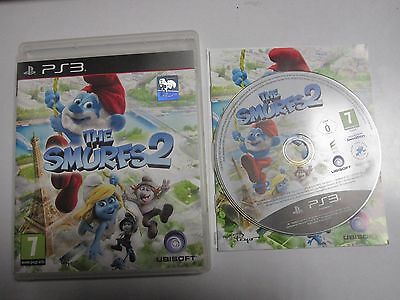 Sony Playstation 3 PS3 Game The Smurfs 2 Complete