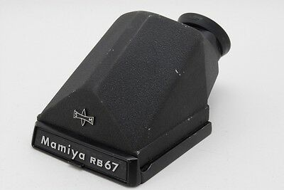 **Excellent+++** Mamiya RB67 Prism Finder for Pro ProS ProSD from Japan