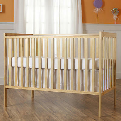 Dream On Me Synergy5 in 1 Convertible Crib - Natural