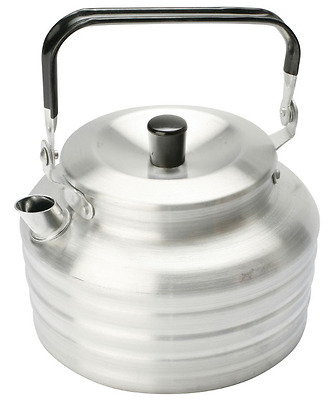 Vango 1.3L Aluminium Kettle with Folding Handle