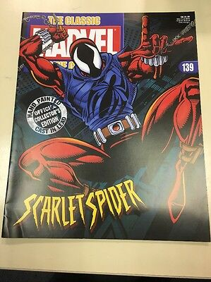 The Classic Marvel Figurine Collection 139 Scarlet Spider