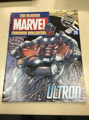 The Classic Marvel Figurine Collection 26 Ultron