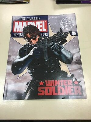 The Classic Marvel Figurine Collection 85 Winter Soldier
