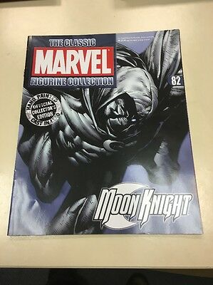 The Classic Marvel Figurine Collection 82 Moon Knight