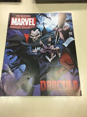 The Classic Marvel Figurine Collection 172 Dracula