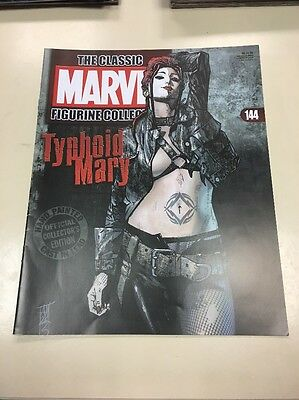 The Classic Marvel Figurine Collection 144 Typhoid Mary