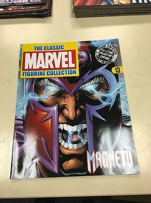 The Classic Marvel Figurine Collection 13 Magneto