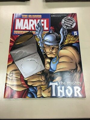 The Classic Marvel Figurine Collection 15 Thor