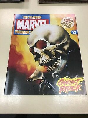 The Classic Marvel Figurine Collection 22 Ghost Rider