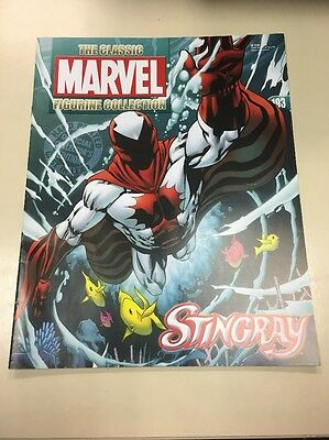 The Classic Marvel Figurine Collection 193 Stingray