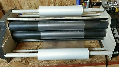 "Ledco The Premier Iii 25"" Thermal Roll Laminator Miii 25"