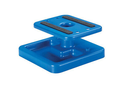 DuraTrax Pit Tech Deluxe Mini Car Stand Blue DTXC2361