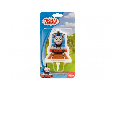 Thomas The Tank Engine Licensed Product Cake Cupcake CANDLE Birthday Decoration