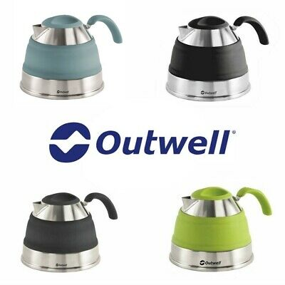 NEW FOR 2017 - Outwell Collaps Kettle Camping Collapsible - Range of Colours