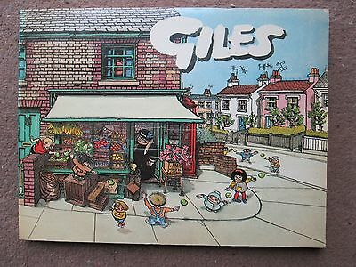 Giles Cartoons 1974, Introduction by Mike Yarwood.