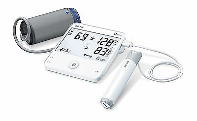 Beurer BM95 Bluetooth ECG and Upper Arm Blood Pressure Monitor