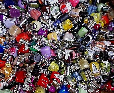 SALLY HANSEN WHOLESALE NAIL POLISH ASSORTED You Choose Lot Size 25 50 100