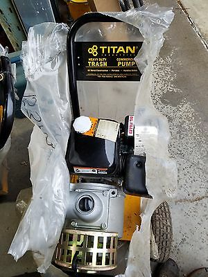 Titan Trash Pump