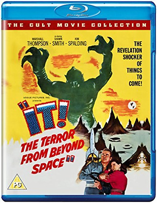 It! The Terror From Beyond Space  Blu-Ray NUEVO