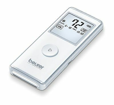 Beurer ME90 Bluetooth Mobile ECG Monitor With Software Download